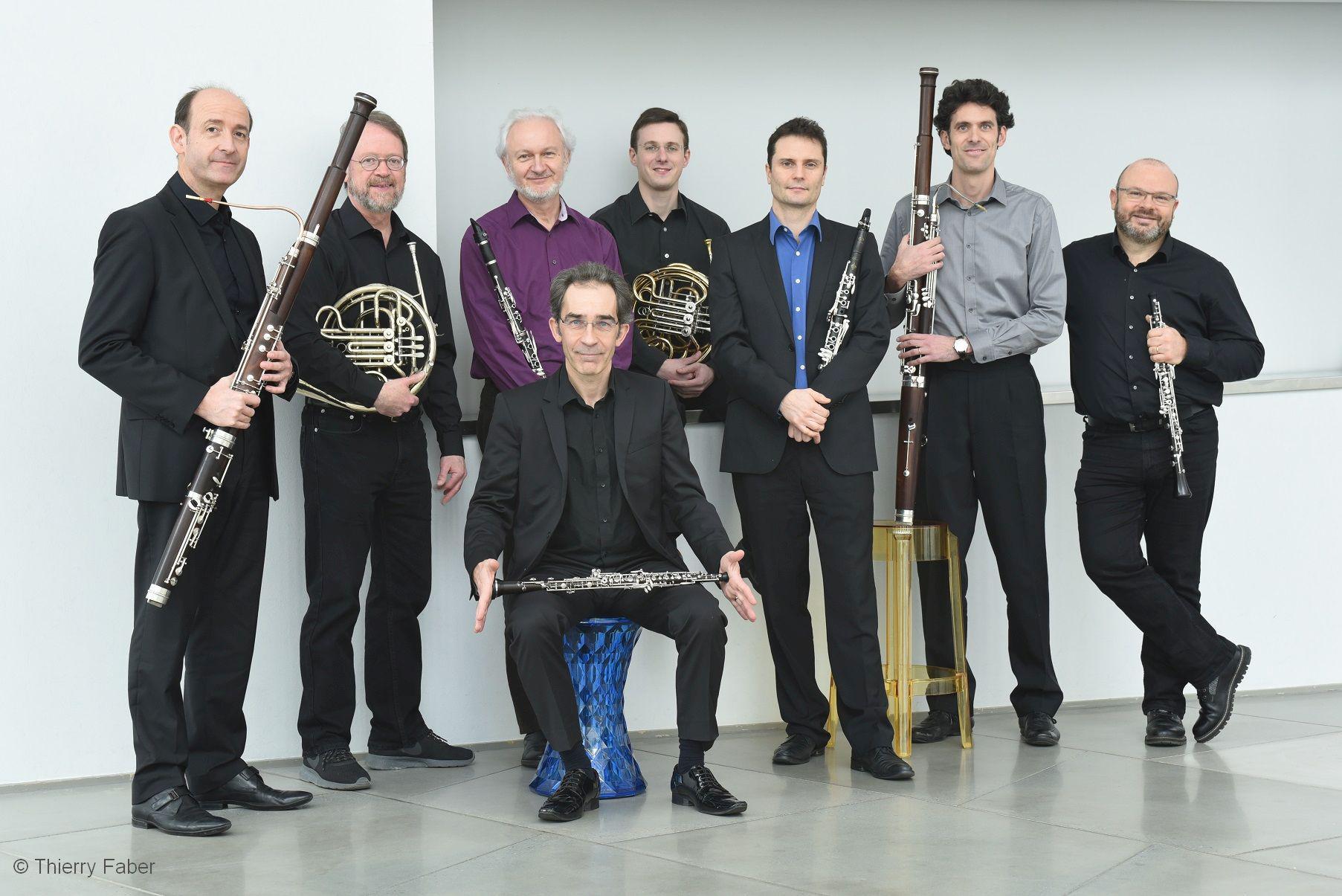 Concert-apéritif 08.10.2017 : Mélinon, Germani, Dartevelle, Chaussade, Sattler,  Baptiste, Halsdorf, Olson