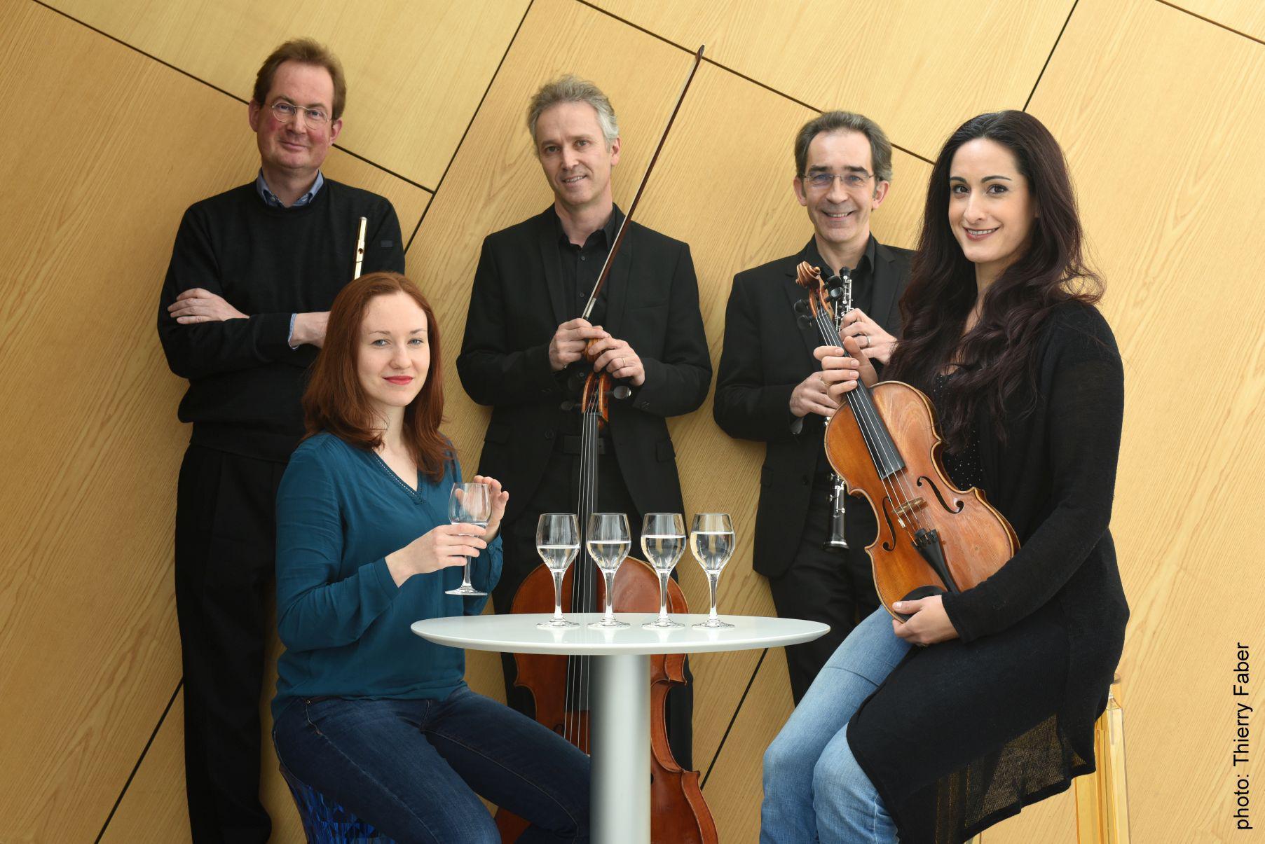 Concert-apéritif 02.04.2018 : Brönnimann Germani Guignard Kerber Gérin Bloch