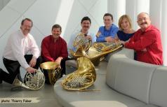 Le Sextette de Cors Orchestre Philharmonique du Luxembourg