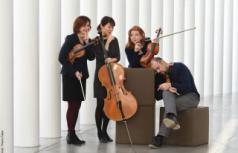 Quatuor Henri Pensis concert 02.10.2016