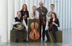Concert-apéritif Amis de l'OPL 29.01.2017 : Leo Halsdorf; Mark Olson; Nelly Guignard; Andrea Garnier; Jean-Marc Apap; Niall Brown