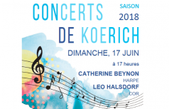 Concerts de Koerich Teaser