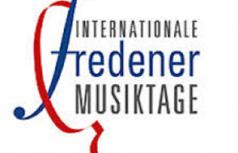 20. Internationale Fredener Musiktage