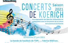 Concerts de Koerich