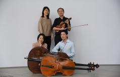 Concert-apéritif 10.12.2017 : Haoxing Liang, Sehee Kim, Choul-Won Pyun, Kae Shiraki