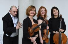 Concert-apéritif 25.03.2018 : Quatuor Henri Pensis, Evan Pensis