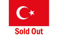 Turkey - SOLD OUT