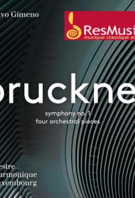 Gustavo Gimeno - OPL - CD - Bruckner
